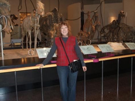 Author at Natural History Museum in New York