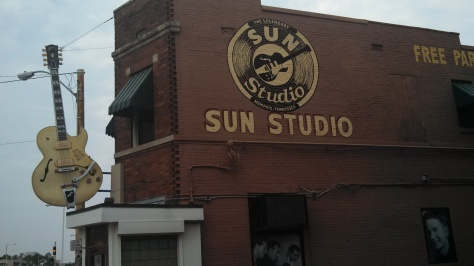 Sun Studio - Home of Elvis and Johnny Cash